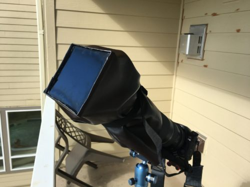 Welders Plate Solar Filter And Hood
